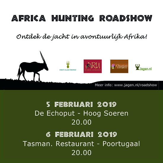 Africa Hunting Roadshow