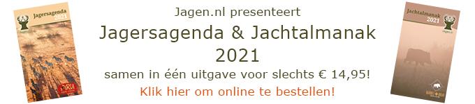 Jagersagenda & Jachtalmanak 2021