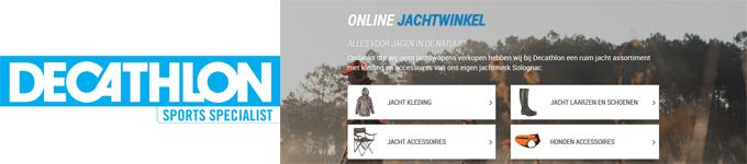 Decathlon - Online Jachtwinkel